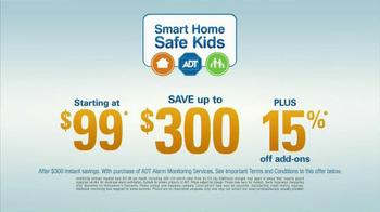 ADT TV Spot for Safe Home Safe Kids - Thumbnail 10