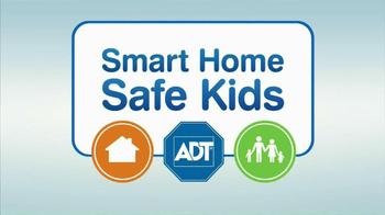 ADT TV Spot for Safe Home Safe Kids - Thumbnail 2