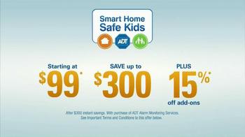 ADT TV Spot for Safe Home Safe Kids - Thumbnail 3
