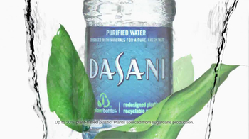 DASANI TV Spot for Plant Bottle - Thumbnail 9