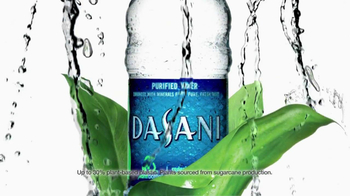 DASANI TV Spot for Plant Bottle