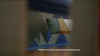 Home Depot TV Spot, 'How to Paint' - Thumbnail 7
