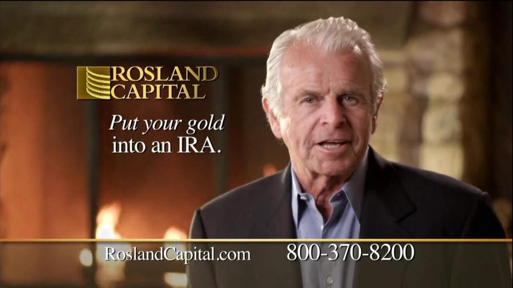 Rosland Capital TV Commercial, 'Investments' Featuring William Devane