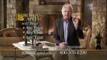 Rosland Capital TV Spot, 'Investments' Featuring William Devane - Thumbnail 6