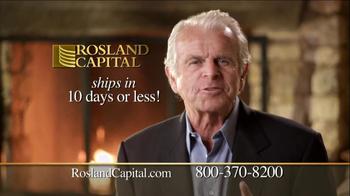 Rosland Capital TV Spot, 'Investments' Featuring William Devane - Thumbnail 7