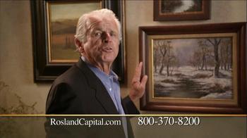 Rosland Capital TV Spot, 'Investments' Featuring William Devane - Thumbnail 9