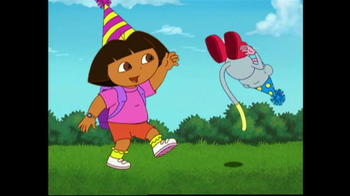 Nickelodeon TV Spot for Nick Jr. Party Themes - Thumbnail 2