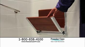 Premier Care TV Spot for Walk-In Showers - Thumbnail 6