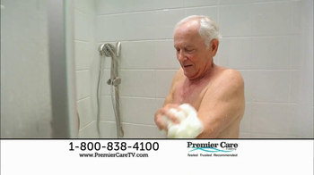 Premier Care TV Spot for Walk-In Showers - Thumbnail 9