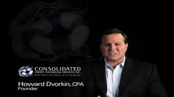Consolidated Credit Counseling Services TV Spot for Debt Options - Thumbnail 3