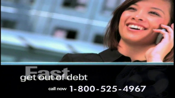 Consolidated Credit Counseling Services TV Spot for Debt Options - Thumbnail 6