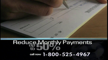 Consolidated Credit Counseling Services TV Spot for Debt Options - Thumbnail 7