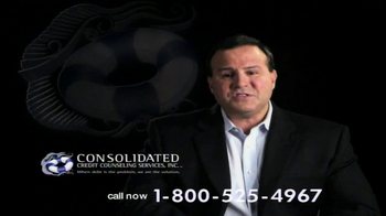 Consolidated Credit Counseling Services TV Spot for Debt Options - Thumbnail 8
