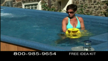The Endless Pool TV Spot for A Tradition Pool Alternative - Thumbnail 6