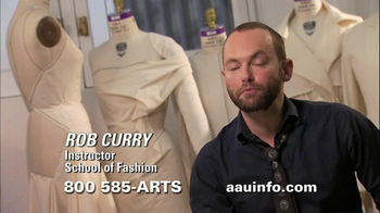 Academy of Art University TV Spot for School of Fashion