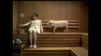 FoodSafety.gov TV Spot, 'Pig Sauna'