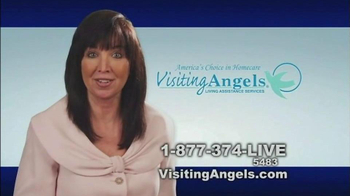 Visiting Angels TV Spot 'The Choice in Homecare'