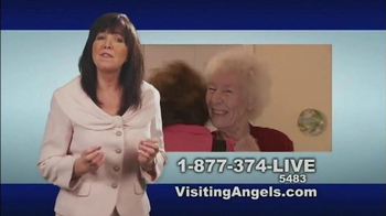 Visiting Angels TV Spot 'The Choice in Homecare' - Thumbnail 2