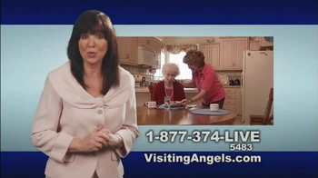 Visiting Angels TV Spot 'The Choice in Homecare' - Thumbnail 3