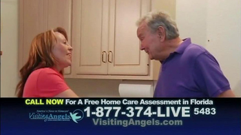 Visiting Angels TV Spot 'The Choice in Homecare' - Thumbnail 5