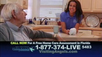 Visiting Angels TV Spot 'The Choice in Homecare' - Thumbnail 6