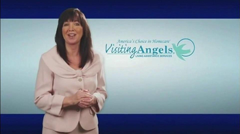 Visiting Angels TV Spot 'The Choice in Homecare' - Thumbnail 7