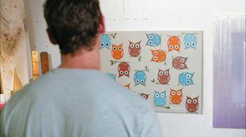 HGTV Magazine TV Spot for David's Winning Painting - 47 commercial airings