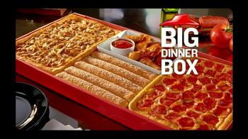 Pizza Hut Big Dinner Box TV Spot, 'Aaron Rogers Look-Alike' - Thumbnail 8