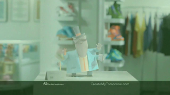 The Art Institutes TV Spot, 'Mustache Doodle' - Thumbnail 10