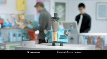 The Art Institutes TV Spot, 'Mustache Doodle' - Thumbnail 2