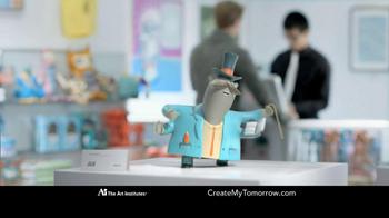 The Art Institutes TV Spot, 'Mustache Doodle' - Thumbnail 3