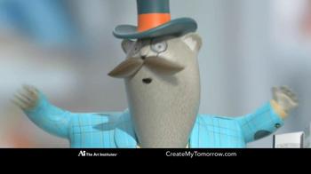 The Art Institutes TV Spot, 'Mustache Doodle' - Thumbnail 5