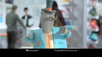 The Art Institutes TV Spot, 'Mustache Doodle' - Thumbnail 7