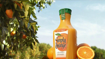 Simply Orange TV Spot \'Add Nothing\'
