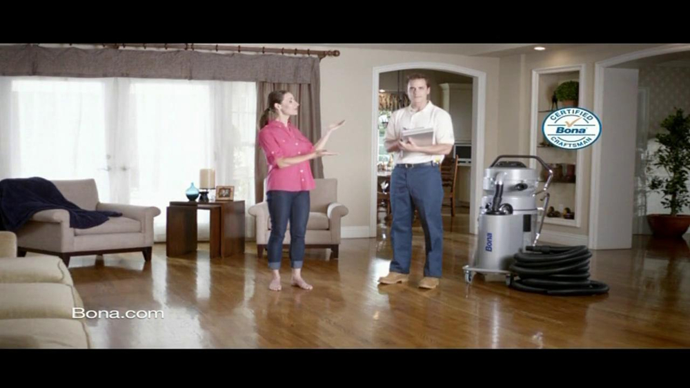 Bona Tv Commercial Floors Go Through A Lot Ispot Tv