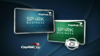 Capital One Spark Business Car TV Spot, 'Olaf's' - Thumbnail 8