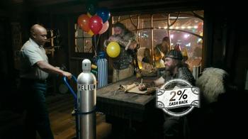Capital One Spark Business Car TV Spot, 'Olaf's' - Thumbnail 4