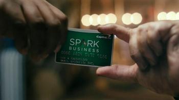 Capital One Spark Business Car TV Spot, 'Olaf's' - Thumbnail 5