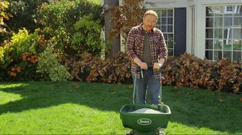 Scotts Turf Builder TV Spot, 'Feed Your Lawn'