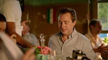 MasterCard TV Spot, 'Priceless: Italian Restaurant' - Thumbnail 2