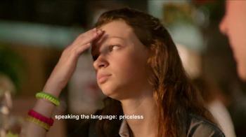 MasterCard TV Spot, 'Priceless: Italian Restaurant' - Thumbnail 4