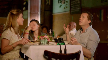 MasterCard TV Spot, 'Priceless: Italian Restaurant' - Thumbnail 5
