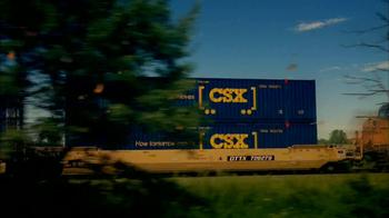 CSX TV Spot, 'Fireworks' - Thumbnail 5