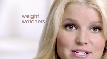 Weight Watchers TV Spot, 'Not a Diet' Featuring Jessica Simpson