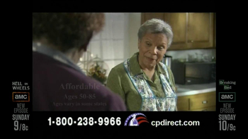 Colonial Penn TV Spotm 'Kitchen' Featuring Alex Trebek - 2618 commercial airings