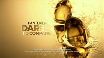 Pantene Dare to Compare Challenge TV Spot Featuring Eva Mendes - Thumbnail 3