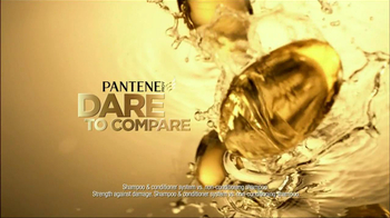 Pantene Dare to Compare Challenge TV Spot Featuring Eva Mendes - Thumbnail 4