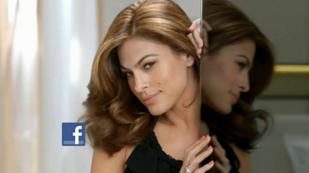 Pantene Dare to Compare Challenge TV Spot Featuring Eva Mendes - Thumbnail 9