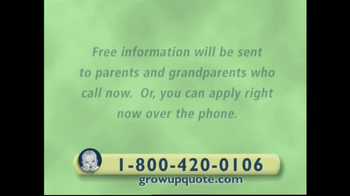 Gerber TV Spot, For Grow-Up Plan - Thumbnail 4