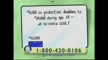 Gerber TV Spot, For Grow-Up Plan - Thumbnail 6